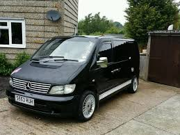 mercedes vito vans for sale cool mercedes mercedes vito 108d day cer united