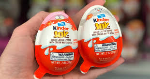 where to buy chocolate eggs with toys inside new 1 2 kinder eggs coupon only 74 at walmart chocolate