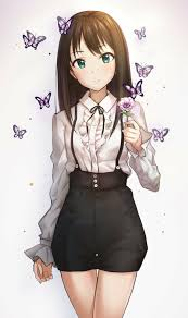 imagenes kawai de chicas rin shibuya drawing pinterest chica kawaii chica hermosa y kawaii