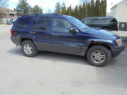 wrecked black jeep grand cherokee used jeep grand cherokee trim for sale