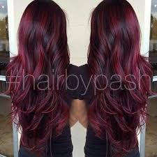 purple hair color formula a client has sent this photo to me and i am in need of some