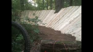 the new wall ride at chestnut ridge metro park columbus youtube