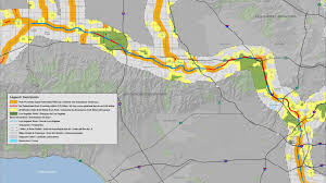 San Gabriel Map Maps And Guides Los Angeles River Revitalization
