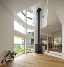 hibarigaoka s house makes the most of a small lot japanese kaida