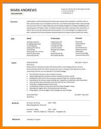 Uk Resume Example by Fresh Essays Cv Examples Of Retail