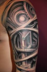 biomech tattoos designs ideas and meaning tattoos for you