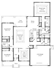 Two Bedroom Houses Brilliant 653887 3 Bedroom 2 Bath Split Floor Plan House Plans