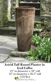 Cheap Tall Planters by 17 Best Outdoor Planters Images On Pinterest Home Outdoor