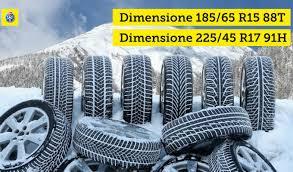 test si e auto tcs test tcs i risultati delle prove per gli pneumatici invernali