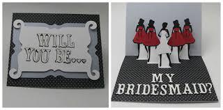 creative bridesmaid invitations 10 pretty will you be my bridesmaid ideas aisle