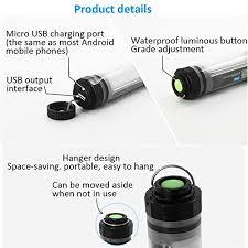 easy power emergency light phixneon ip68 waterproof portable handy cing l outdoor indoor