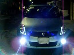 hid lights for classic cars dragoncius suzuki swift xenon hid headlights and powerfold mirrors