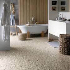 pebble effect vinyl floor tiles