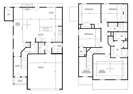 2 4 bedroom house plans 4 bedroom 2 house plans