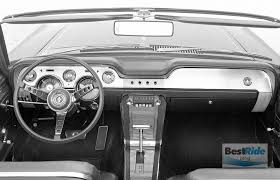 ford mustang 1967 interior design history mustang interiors through the years bestride