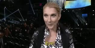 selin dion celine dion just taught us the art of pivoting a conversation with
