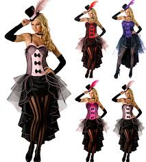 Dancer Halloween Costume Burlesque Moulin Rouge Fancy Dress Costume Dance