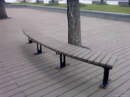 composite outdoor furniture benches u2014 all home design ideas