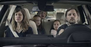 bmw commercial who is the actress playing the awkward grandma in bmw u0027s x5