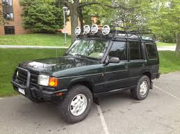 land rover lr3 lifted 1995 land rover discovery 1 lifted with many extras land rover