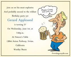 funny birthday invitations wording gallery invitation design ideas