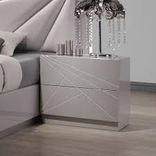 White 3 Piece Bedroom Set J U0026m Furniture Florence 3 Piece Platform Bedroom Set In White