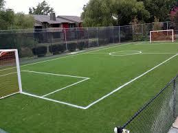Best Soccer Goals For Backyard Artificial Grass Sports Fields Houston Texas