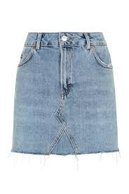 denim skirt moto mini denim skirt topshop