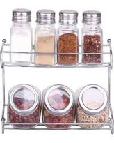 Soho Magnetic Spice Rack Savings On 13 Pc Stainless Steel Magnetic Spice Rack Tin