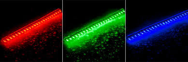 waterproof led light bar led bar with 30 smds ft 5mm