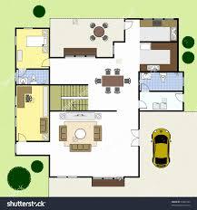 custom ranch floor plans unique floor plans home house building designs plan ideas