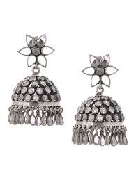 earrings pictures buy silver earrings online at jaypore