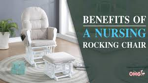 Most Comfortable Rocking Chair For Nursing Benefits Of A Nursing Rocking Chair Omg Stroller