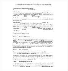 11 sales agreement templates u2013 free sample example format