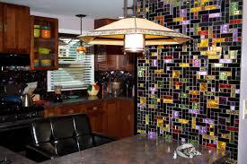 kitchen moroccan tile kitchen backsplash with themed multi color new york residence multi colored dichroic glass tile kitchen multi colored subway