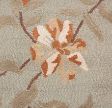 Modern Wool Area Rugs Contemporary Modern Wool Area Rug Carpet 5x8 Tufted Green