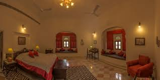stately home interiors dev shree luxury hotel deogarh rajasthan