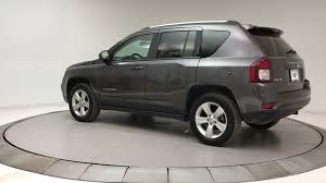 jeep crossover 2016 2016 used jeep compass 4wd 4dr latitude at mini of austin tx iid