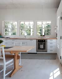 kitchen of the week a streamlined cape cod classic remodelista