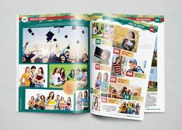yearbook template design vol 1 by hiro27 graphicriver