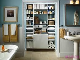 toiletry organizing bathrooms and linen closets shallow linen