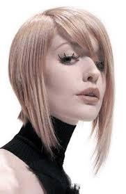 funky asymetrc bob hairsyles image result for dramatic angled bob new hair pinterest