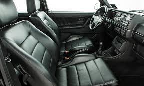 Golf Gti Mk2 Interior Volkswagen Golf G60 1991 Sprzedany Giełda Klasyków