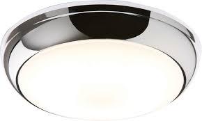 Flush Bathroom Light Chrome Low Energy 28w 2d Flush Bathroom Light Uls Bath Tpb28wohf