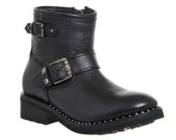 womens biker boots sale uk sale ash speed biker boots black leather ankle boots