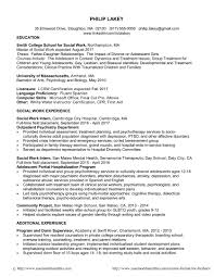 resume format for msw freshers pdf awesome social work resume