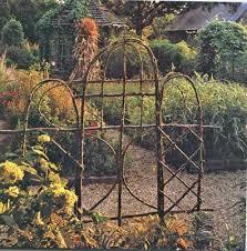 Willow Trellis Jim Long U0027s Garden Bentwood Trellises For Your Garden