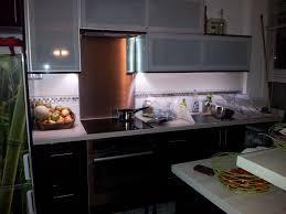ruban led pour cuisine ruban led pour plan de travail cuisine uncategorized idées de