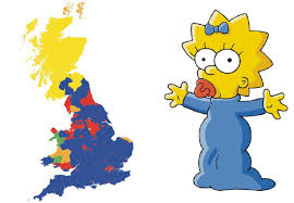 Uk Election Map by Election Laughs You Can Count On U2013 The Scottish Sun