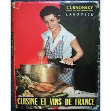 curnonsky cuisine et vins de cuisine et vins de de curnonsky achat vente neuf occasion